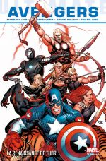 Ultimate Avengers T2 : La renaissance de Thor (0), comics chez Panini Comics de Loeb, Millar, Dillon, Cho, Hollingsworth, Rauch, Anderson, Keith