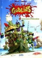 Goblins T9 : Sable chaud et légionnaires (0), bd chez Soleil de Roulot, Martinage, Esteban