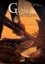 La geste des Chevaliers Dragons T21 : La Faucheuse d'Ishtar (0), bd chez Soleil de Ange, Roudier, de Rochebrune, Martino, Sentenac, Collignon, Paitreau