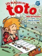 Les blagues de Toto T12 : Bête de concours (0), bd chez Delcourt de Coppée, Lorien