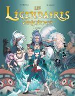 Les Légendaires - Origines T4 : Shimy (0), bd chez Delcourt de Sobral, Nadou