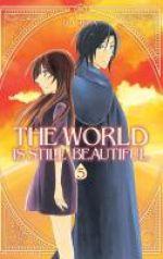 The world is still beautiful T5, manga chez Delcourt de Shiina