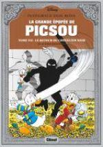 La Grande épopée de Picsou T7 : Le Retour du chevalier noir et autres histoires (0), comics chez Glénat de Rosa