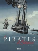 Les pirates de Barataria – cycle 3, T9 : Chalmette (0), bd chez Glénat de Bourgne, Bonnet, Charly