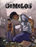 Gemelos T1 : Différends (0), bd chez Bamboo de Galandon, Benevento, Rossetto