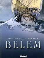 Belem T1 : Le temps des naufrageurs (0), bd chez Glénat de Delitte, Faucon