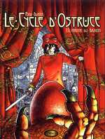 Le cycle d'Ostruce T1 : L'héritier du dragon (0), bd chez Le Lombard de Pona, Dubois
