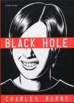 Black Hole, comics chez Delcourt de Burns