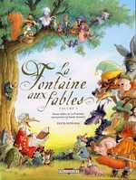 La fontaine aux fables T3, bd chez Delcourt de de La Fontaine, Collectif