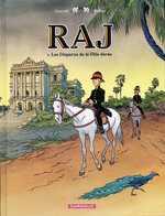 Raj T1 : Les disparus de la ville dorée (0), bd chez Dargaud de Wilbur, Conrad, Loïs