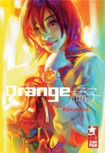 Orange, manga chez Xiao Pan de Benjamin