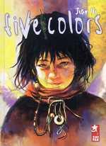 Five Colors, manga chez Xiao Pan de Jian