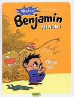 Méchant Benjamin T1 : Ah non ! (0), bd chez Dupuis de de Brab, Smulkowski