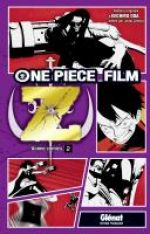 One Piece Film Z Anime comics T2, manga chez Glénat de Oda, Nagamine, Suzuki