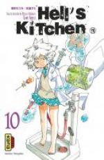 Hell's kitchen  T10, manga chez Kana de Nishimura, Amashi