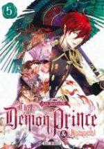 The demon prince & Momochi T5, manga chez Soleil de Shouoto