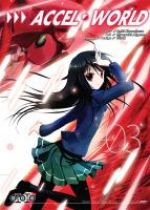 Accel world T3, manga chez Ototo de Kawahara, Aigamo