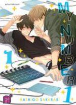 My number one T1, manga chez Taïfu comics de Hashigo