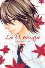 Le fil rouge T7, manga chez Panini Comics de Miyasaka
