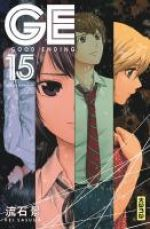 GE - good ending T15, manga chez Kana de Sasuga