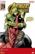 Avengers Now T6 : Cas de conscience (0), comics chez Panini Comics de Taylor, Duggan, Aaron, Watanabe, Dauterman, Cinar, Wilson, Guru efx, Keith, Bagley