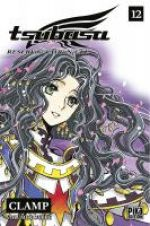 Tsubasa RESERVoir CHRoNiCLE – Edition double, T12, manga chez Pika de Clamp