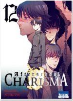 Afterschool charisma T12, manga chez Ki-oon de Suekane