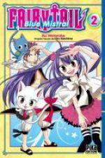 Fairy tail - Blue mistral – Edition Pika, T2, manga chez Pika de Watanabe, Mashima