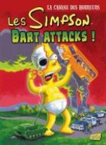 Les Simpson - La cabane des horreurs T7 : Bart attacks ! (0), comics chez Jungle de Dini, Lay, Naifeh, Morrison, Brereton, Rauch, Kane, Groening