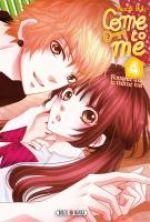 Come to me T4, manga chez Soleil de Nachi