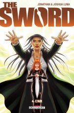 The Sword T4 : L'air (0), comics chez Delcourt de Luna, Luna