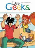 Les geeks T11 : Keep Calm and Carry Onze ! (0), bd chez Soleil de Gang, Labourot, Lerolle