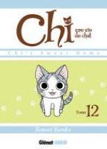 Chi - une vie de chat T12, manga chez Glénat de Konami