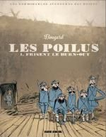 Les Poilus T1 : Frisent le burn-out (0), bd chez Fluide Glacial de Bouzard
