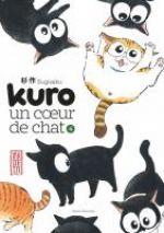 Kuro un coeur de chat T4, manga chez Kana de Sugisaku