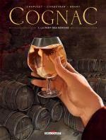 Cognac T1 : La Part des démons (0), bd chez Delcourt de Chapuzet, Corbeyran, Brahy, Folny