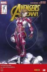 Avengers Now T7 : Liberté (0), comics chez Panini Comics de Aaron, Duggan, Remender, Taylor, Watanabe, Dauterman, Cinar, Immonen, Bagley, Keith, Wilson, Guru efx, Gracia, Choi