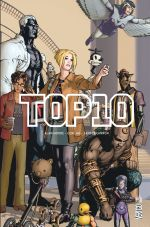 Top 10, comics chez Urban Comics de Moore, Cannon, Cannon, Ha, Wildstorm fx, Sinclair, Brown, Lyon