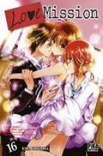 Love mission T16, manga chez Pika de Toyama