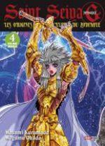 Saint Seiya - Episode G  T4, manga chez Panini Comics de Kurumada, Okada