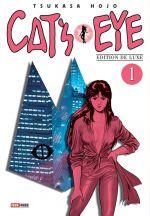 Cat's Eye - Edition Deluxe – Deuxième édition, T1, manga chez Panini Comics de Hôjô