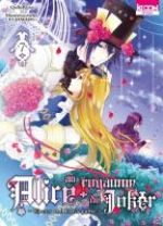Alice au royaume de joker T7, manga chez Ki-oon de Quinrose, Fujimaru