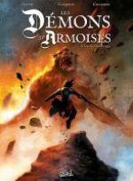 Les Démons d'Armoise T3 : Gilles l'hérétique (0), bd chez Soleil de Gaudin, Clerjeaud, Collignon