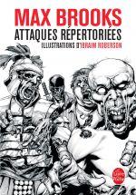 Attaques Répertoriées, comics chez J'ai Lu de Brooks, Roberson