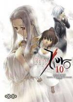 Fate Zero T10, manga chez Ototo de Shinjirô, Type-moon, Urobochi