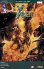 X-Men (revue) – V 4, T30 : Le Vortex Noir (6/7) (0), comics chez Panini Comics de Layman, Bendis, Spurrier, Huat, Sharpe, Kim, Asrar, Garron, Anka, Beredo, Villarrubia, Gracia, Sotomayor, Lozano
