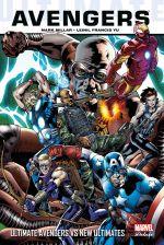 Ultimate Avengers T3 : Ultimate Avengers vs New Ultimates (0), comics chez Panini Comics de Millar, Yu, Segovia, Alanguilan, Charalampidis, Gho, Hitch