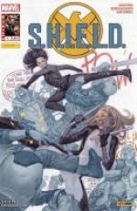 S.H.I.E.L.D. (revue) T4 : Ange déchu (0), comics chez Panini Comics de Waid, Immonem, Smallwood, Ellis, Medina, Guru efx, Curiel, Boyd, Tedesco