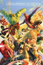 Secret Wars : Les Guerres Secrètes (0), comics chez Panini Comics de Shooter, Layton, Zeck, Scheele, Quality colors, Yomtov, Ross