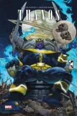 Thanos : L'ascension de Thanos (0), comics chez Panini Comics de Aaron, Bianchi, Svorcina, Peruzzi